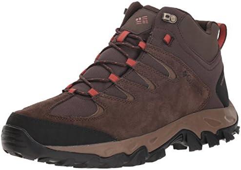 Buxton Peak MID Waterproof Hiking Shoe