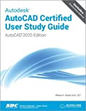 img - for Autodesk AutoCAD Certified User Study Guide (AutoCAD 2020 Edition) book / textbook / text book