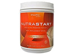 NutraStart Vanilla by 4Life - 15 servings by 4Life Research