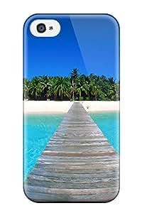 For Iphone 4/4s Fashion Design Maldives Holidays Case-wVeismi325ezGxb