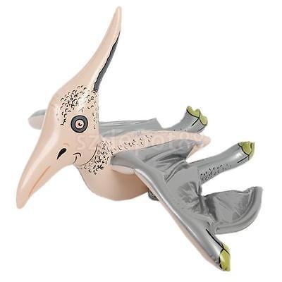 76CM Pterosaur Dinosaur Inflatable Blow-up Toy Party Favor Supply Bag Gift by uptogethertek
