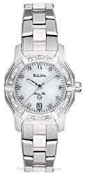 Bulova Marine Star Women's Quartz Watch 96R114