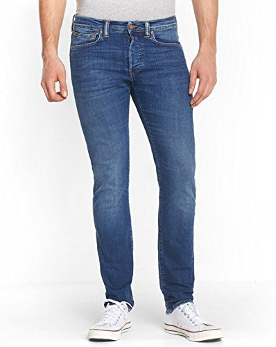Jeans Edwin Ed80 Slim Fit Tapered Leg Bleu Homme