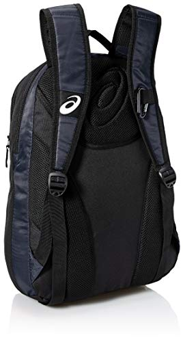 Navy ASICS Black II Edge Backpack Xwnq1Ftz