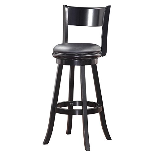 Boraam Palmetto 34 in. Swivel Extra Tall Barstool (34 Swivel Stool Tall)
