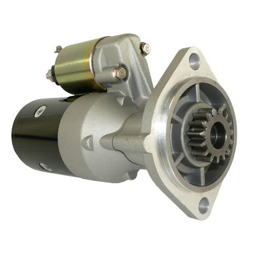 Db Electrical Shi0082 Starter For Yanmar Marine Engine S114-257 S114-257G S114-483, 3Jh2 3Jh2Be 3Jh2E 3Jh3Z 3Tne84 3Tne88,4Jh, 4Jh2-Ce, 4Jh2-Dte, 4Jh2-E, 4Jh2-The,Tractor Tc3000 ()