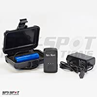 Spy Spot GL 300 Real Time GPS Tracker With Mini Case and Extended Battery With International Coverage