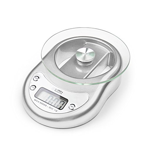 10Kg X 1g Digital Electronic Food Weight Scale Balance() - 9