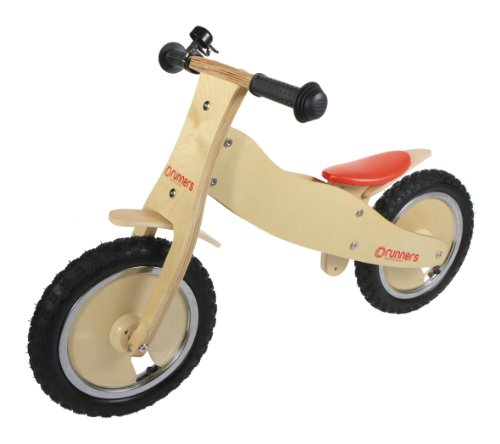 Runners Bike Classic Wooden Balance Bike