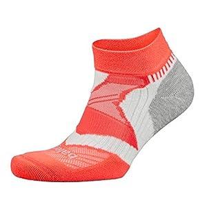 Balega Women's Enduro Low Cut Socks, Coral, Small