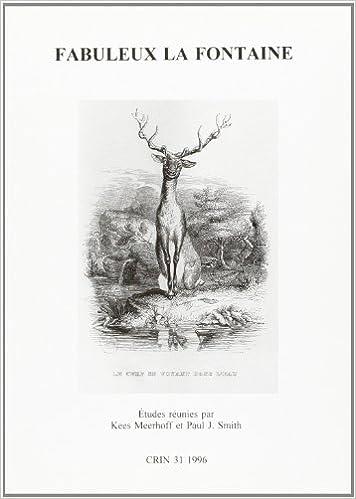 Fabuleux La Fontaine pdf