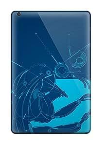Waterdrop Snap-on Modern Art Cases For Ipad Mini