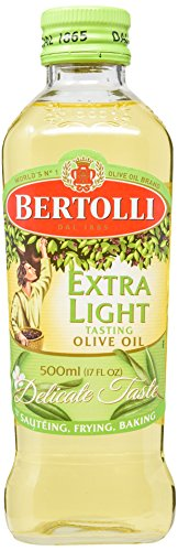 Bertolli Extra Light Tasting Olive Oil, 17 oz
