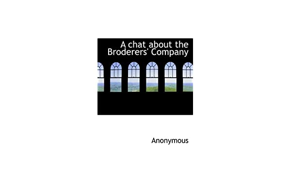 Anonymous company chat