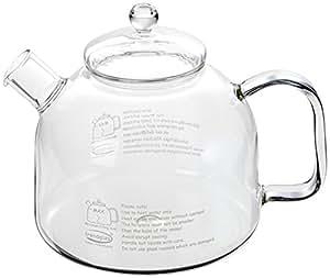 Randwyck - Tetera (cristal de borosilicato, 1,75 L)