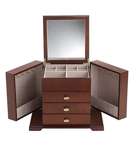 Reed & Barton Amelia Jewelry Chest by Reed & Barton (Image #3)