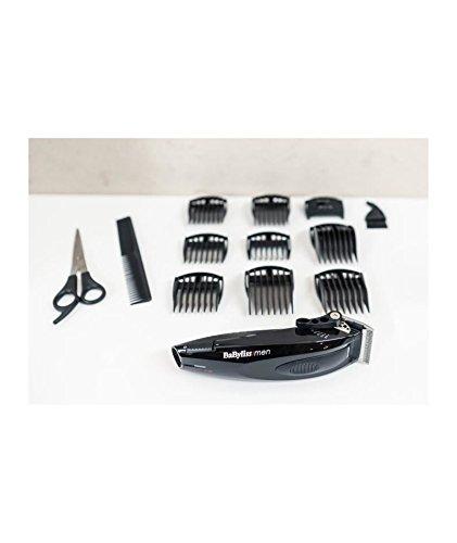 Babyliss E950E Pro 45 - Cortapelos para cabello y barba  Amazon.es  Salud y  cuidado personal 8b9bc58e30ac