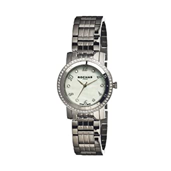 3977c42037de4 Rochas Paris Rh013-613000 Classic Ladies Watch  Amazon.co.uk  Watches