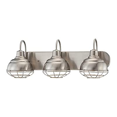 Millennium Lighting 5423-SN Vanity Light Fixture