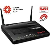 DrayTek Vigor2912n Dual WAN router for teleworkers and small offices