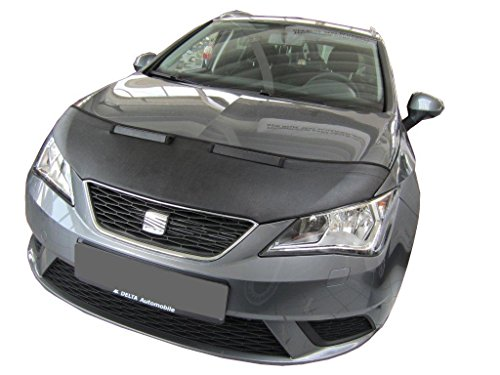 HOOD BRA PROTECTOR DEL CAPO Seat Ibiza 6J Facelift since 2012 Bonnet Bra STONEGUARD PROTECTOR TUNING