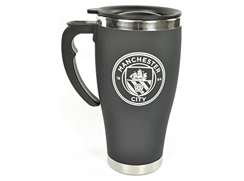 Manchester City FC Travel Mug
