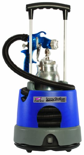 Earlex HV5500 Spray Station, 650 Watt, 13' Hose