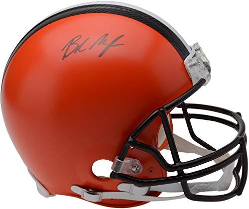 Baker Mayfield Cleveland Browns Autographed Riddell Pro-Line Helmet - Fanatics Authentic Certified - Autographed NFL Helmets ()