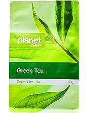 Planet Organic Green Loose Leaf Tea Refills 125 g