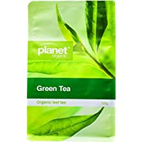 Planet Organic Green Loose Leaf Tea Refills 125 g