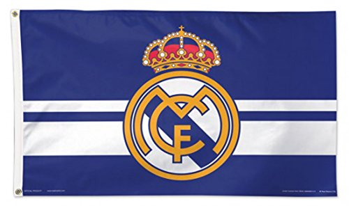 WinCraft Real Madrid Logo Flag