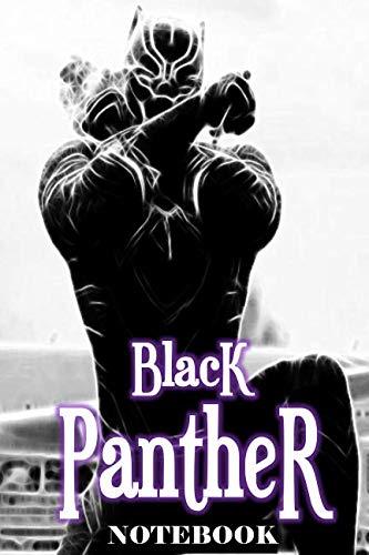 Black Panther: Wakanda Forever; Notebook Journal 6