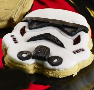 Lakeland Star WarsTM Star Wars 4 moldes para galletas en forma de plástico y sellos