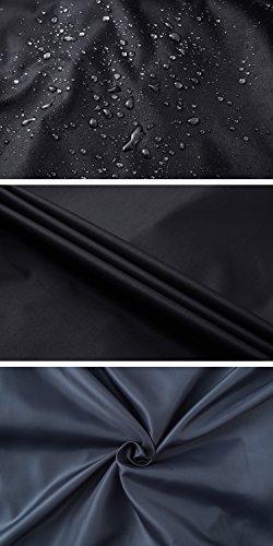Wantdo de 3 Doublure en Impermable Ski Anorak Veste Matelass 1 Noir Blouson Femme 6wqnSxrF6