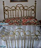 Brass Bed Kit with Polish