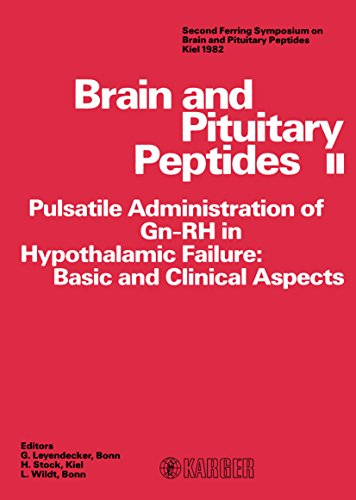 Rh Stock (Brain and Pituitary Peptides II: Pulsatile Administration of Gn-RH in Hypothalmic Failure: Basic and Clinical Aspects 2nd Ferring Symposium, Kiel, June ... Administration of Gn-RH in Hypothalamic )