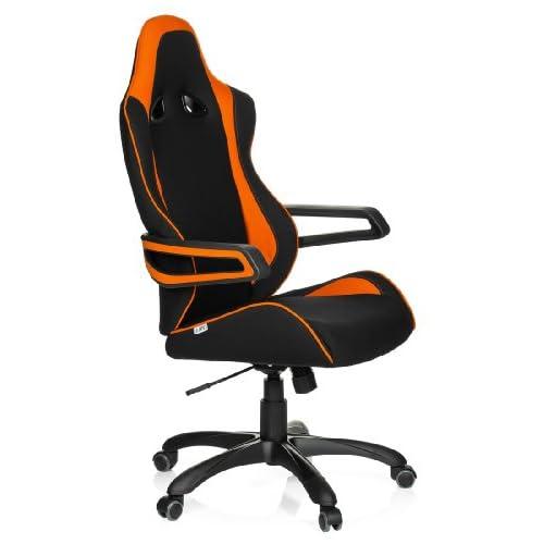 Hjh Office 621842 Chaise De Bureau Gaming Fauteuil Gamer Racer Pro