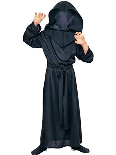 Scary Hallowen Costumes (Kids Grim Reaper Costume)