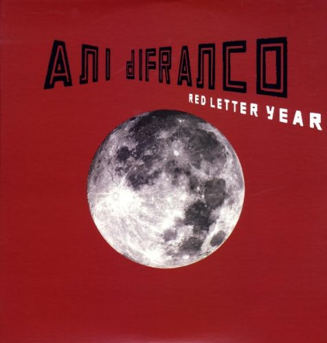 Ani Difranco - Red Letter Year [vinyl] - Zortam Music