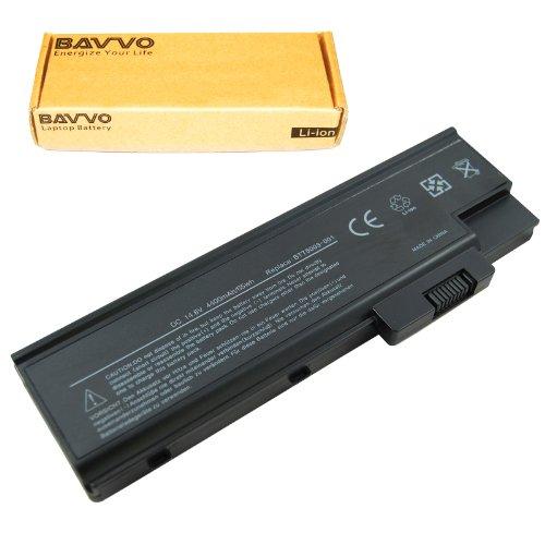 Bavvo 8-Cell Battery for ACER LIP-4084QUPC from Bavvo