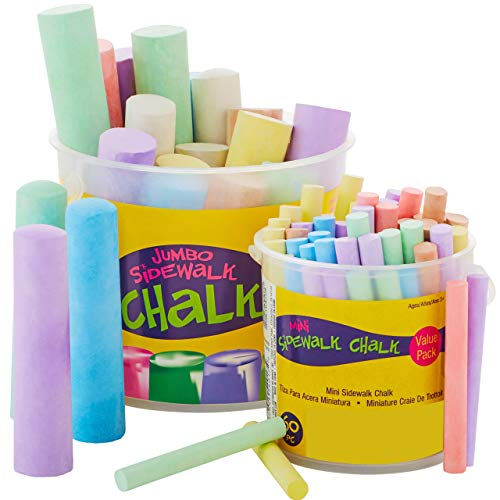 Most bought Chalk