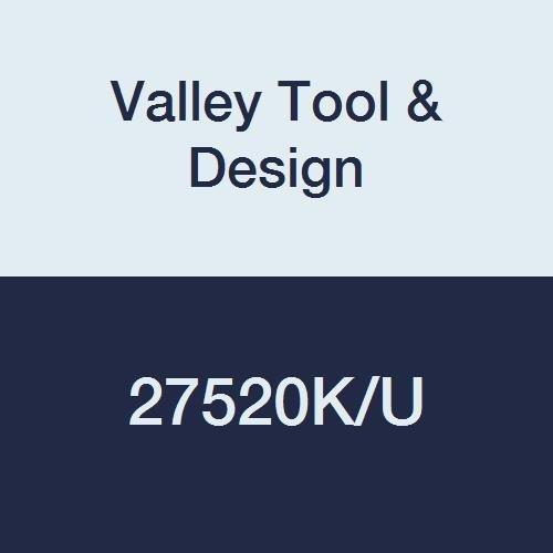 Valley Tool & Design 27520K/U Push Rod, 5/16'' Diameter, 36'' Length, Steel Plated with A Zinc