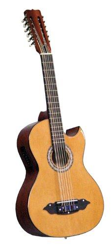 Lucida LG-BS1-E Bajo Sexto, Electric (Bajo Sexto Guitar String)