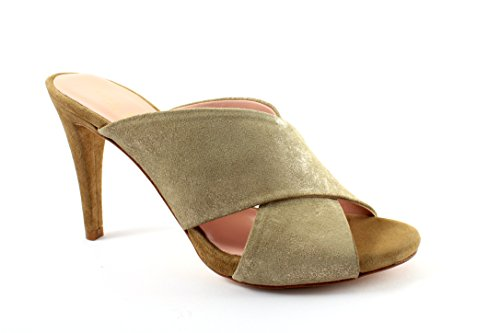 Plateforme Gold Pepe Beige Femme Castell IrYr5