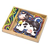 Melissa and Doug Lace and Trace Farm, Baby & Kids Zone