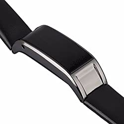 Smart Bracelet D8s Bluetooth Wristband Watch Sync Call Sms Sleep Monitor For Iphone Samsung Mobile (Black)