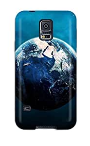Fashionable Style Case Cover Skin For Galaxy S5- Art