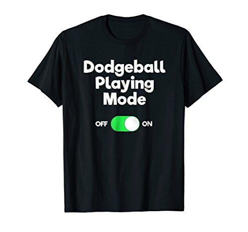 Dodgeball T-shirt Gift - Funny Dodgeball Player -