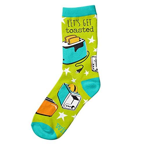 wit! Socks, Toast