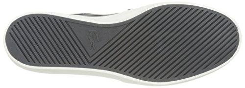 Lacoste Mens Gazon M 316 1 Sneaker Moda Cam Nera